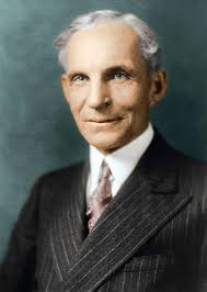 Henry Ford - big on cars: not so big on Burpees.